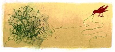 Illustration af Katrine Clante.